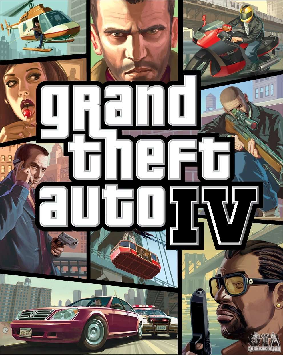 Grand theft auto 4: episodes from liberty city: (gta iv eflc.