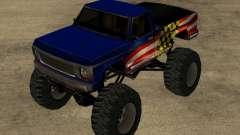 Код на Monster из GTA San Andreas