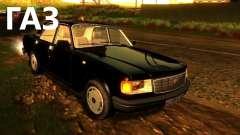 ГАЗ для GTA San Andreas
