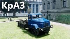 КрАЗ для GTA 4