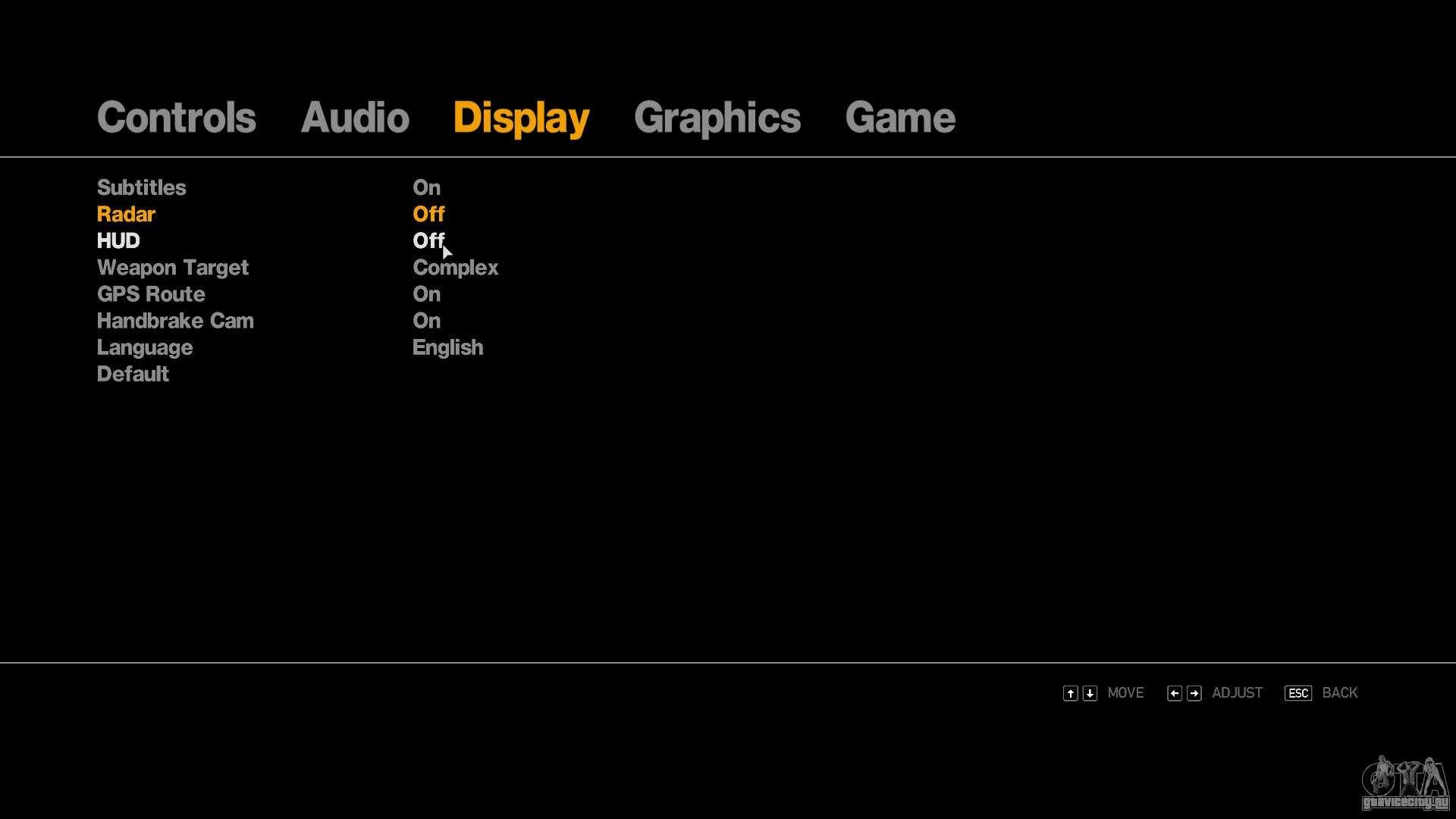 Как сделать скриншот экрана в гта 4