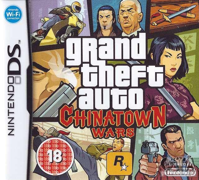5 лет со дня na релиза GTA CW для Nintendo DS