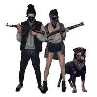 Фан-арт талантливых поклонников Grand Theft Auto