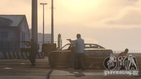 Записи последних поединков GTA Online