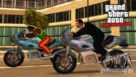 Релизы для PS2: GTA LCS в Северной Америке