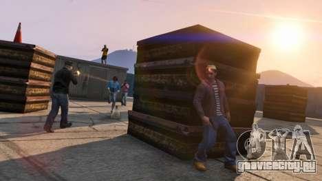 Миссии GTA Online: обновления от 27.08.14