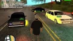 ВАЗ БПАН в GTA San Andreas