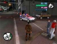 GTA Vice City: Ментовской беспредел