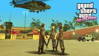 Релизы на PSP: GTA VCS в Америке