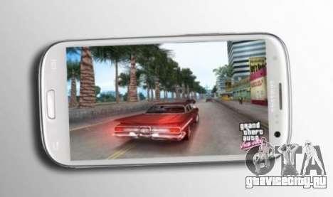 «Мобильные» релизы GTA VC: Android