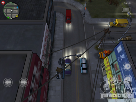 Релиз GTA CW для iPhone, iPod Touch