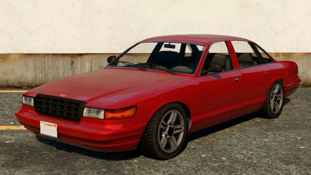 Vapid Strainer из GTA 5