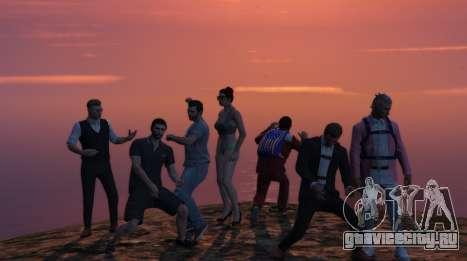 Командная доска GTA: прием новобранцев
