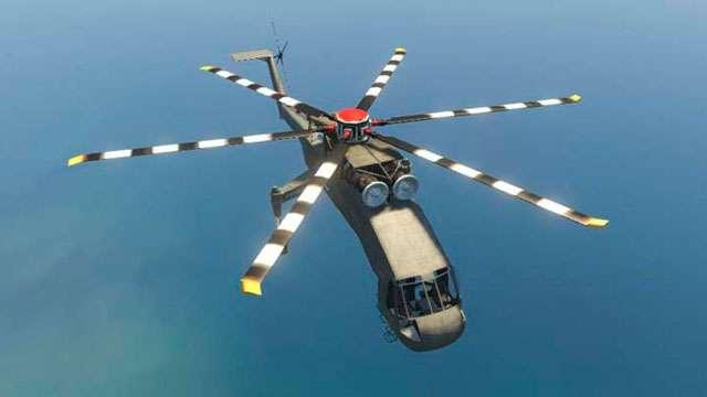 HVY Skylift из GTA 5