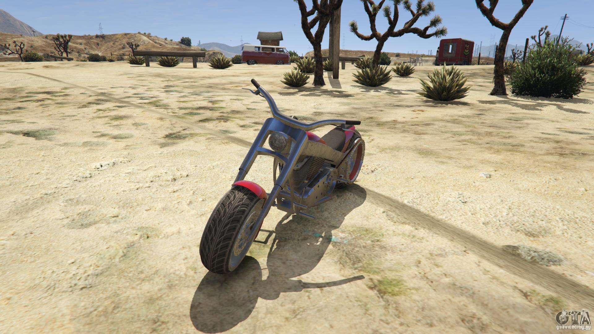 Liberty City Cycles Innovation из GTA 5