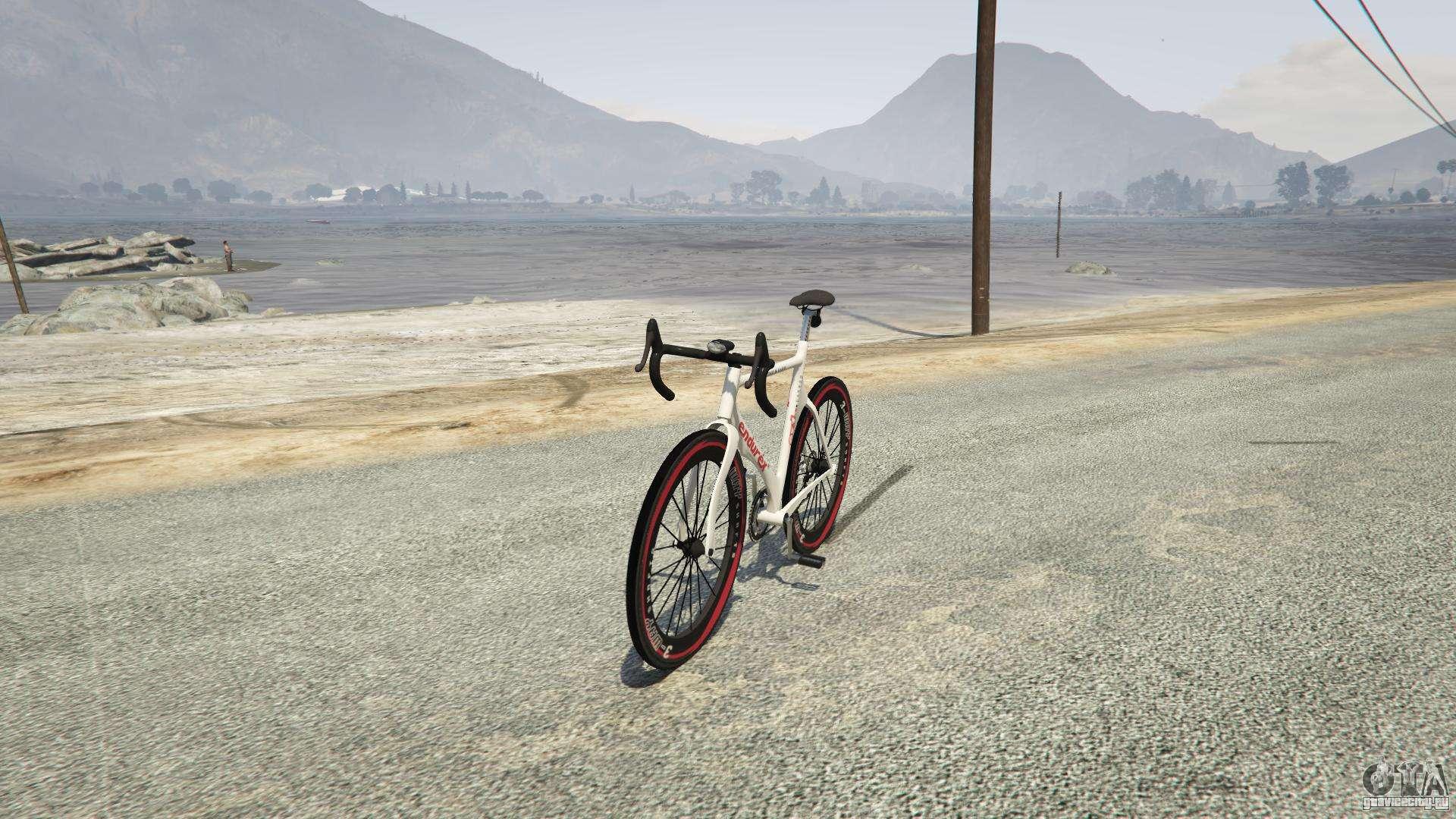 Endurex Race Bike из GTA 5