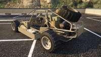Dune FAV из GTA 5 вид сзади