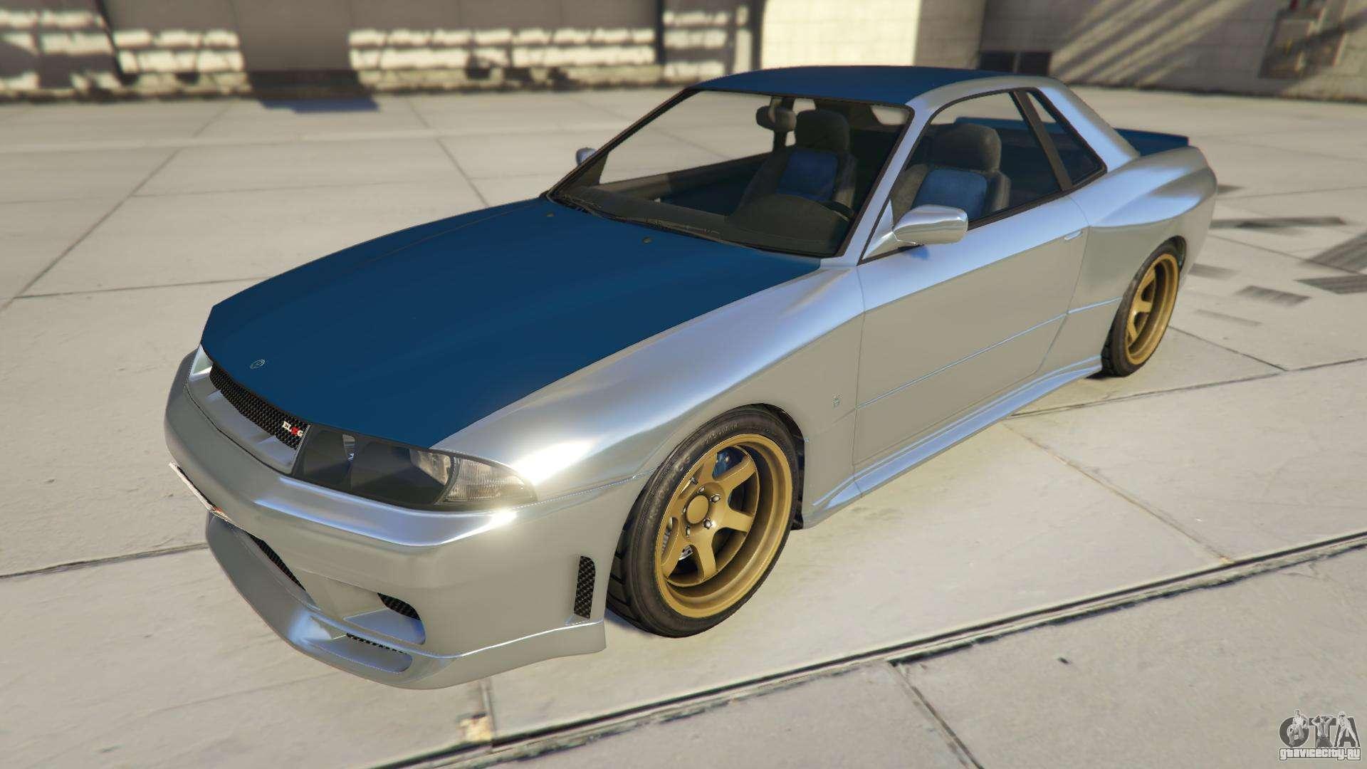 Annis Elegy Retro Custom из GTA Online