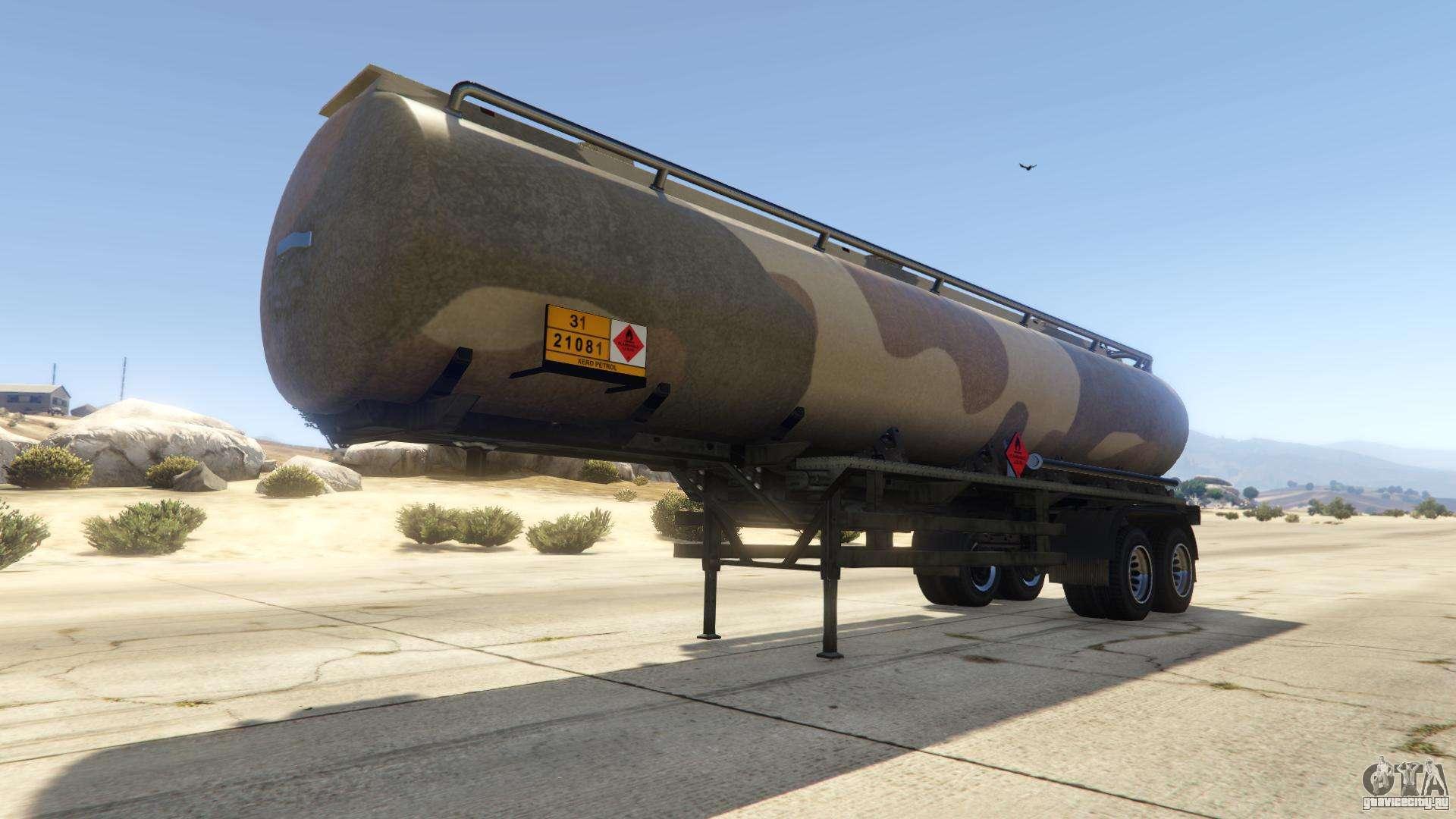 Army Tanker из GTA Online