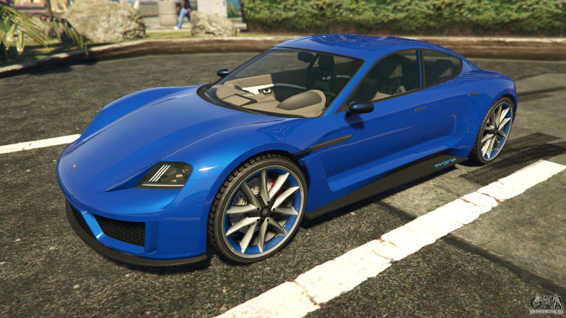 Pfister Neon GTA 5