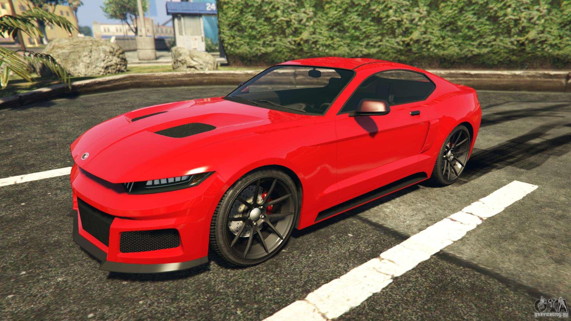 Vapid Dominator GTX GTA 5