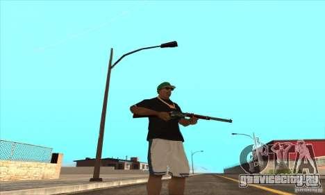 WEAPON BY SWORD для GTA San Andreas девятый скриншот