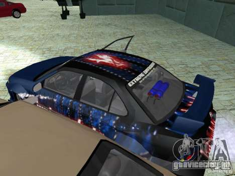 Nissan Sentra для GTA San Andreas вид сбоку