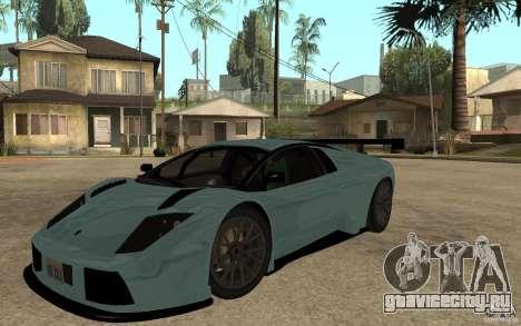 Lamborghini Murcielago R-GT для GTA San Andreas