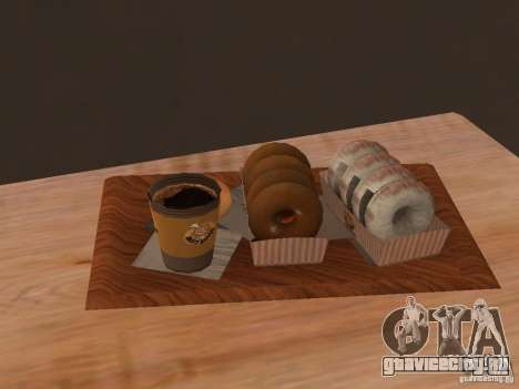 Новая Вилла для CJ для GTA San Andreas одинадцатый скриншот