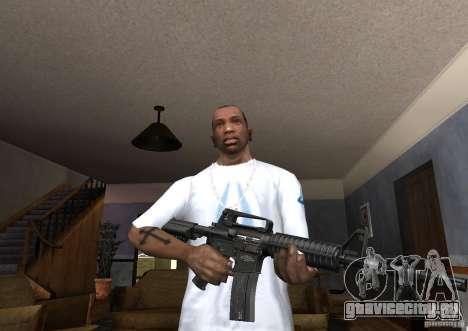 Weapon Pack by viter для GTA San Andreas седьмой скриншот