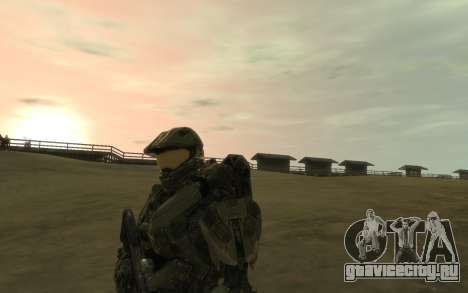 Halo 4 Master Chief для GTA 4