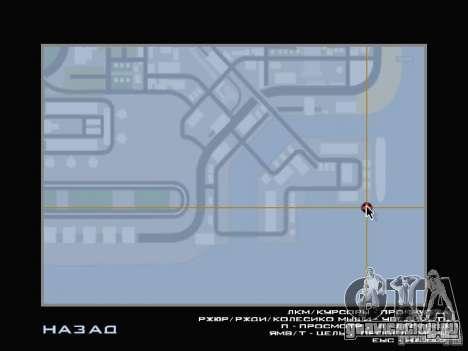 Внедорожная Трасса V 2.0 для GTA San Andreas десятый скриншот