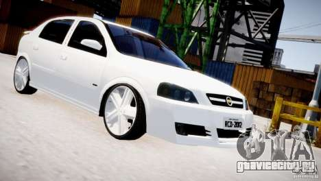 Chevrolet Astra Advantage 2009 для GTA 4