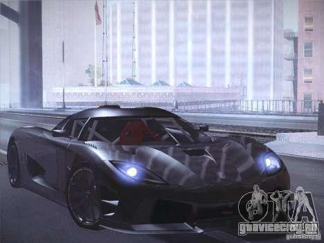 Orange ENB by NF v1 для GTA San Andreas шестой скриншот