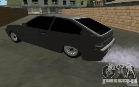 ВАЗ 2112 купе для GTA San Andreas вид слева