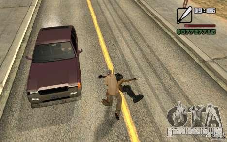 Охота на Сиджея V.2.0 для GTA San Andreas второй скриншот