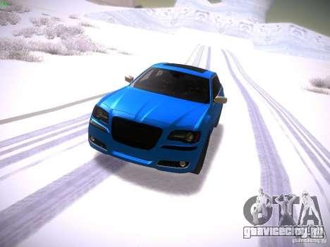 Chrysler 300C SRT8 2011 для GTA San Andreas