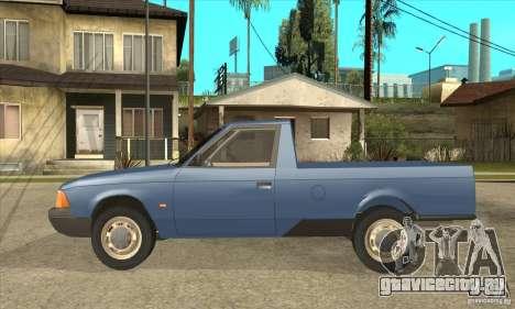 АЗЛК 2335 для GTA San Andreas вид слева