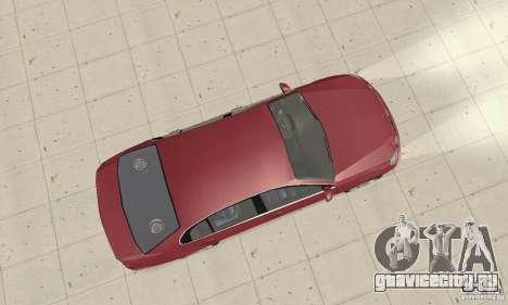 Lexus GS430 1999 для GTA San Andreas вид сзади слева