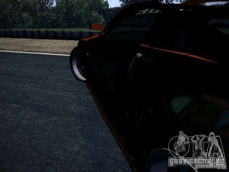 Nissan 370Z Chris Forsberg для GTA San Andreas вид сбоку