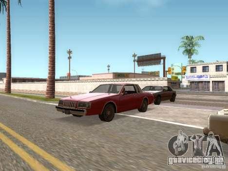 ENBSeries by Sashka911 для GTA San Andreas