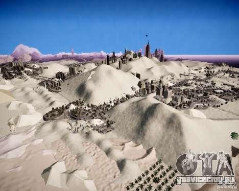 Desert Storm v1.0 для GTA 4 пятый скриншот