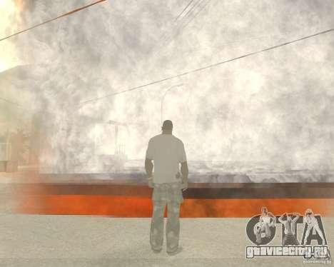 Смерч для GTA San Andreas третий скриншот