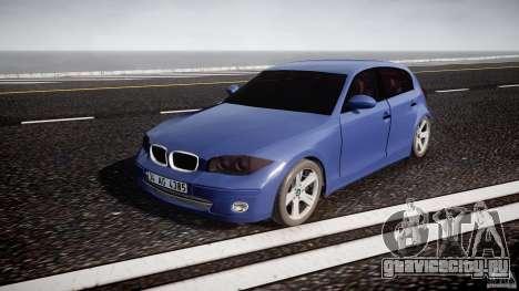 BMW 118i для GTA 4