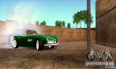 BMW 507 для GTA San Andreas вид справа