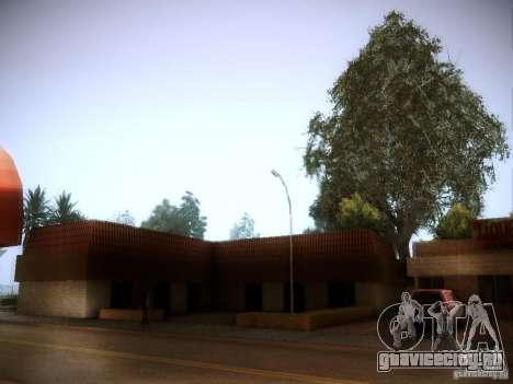 New trees HD для GTA San Andreas второй скриншот