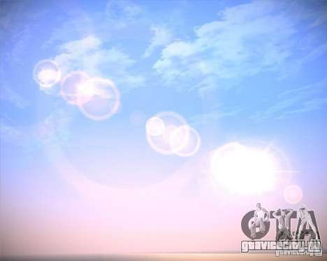 Real Clouds HD для GTA San Andreas четвёртый скриншот