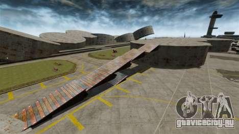 Дрифт-трек GTA IV для GTA 4