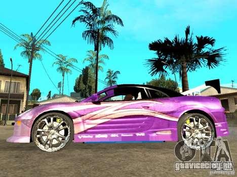 Mitsubishi Spider для GTA San Andreas вид слева