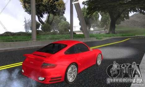 Color Correction для GTA San Andreas пятый скриншот